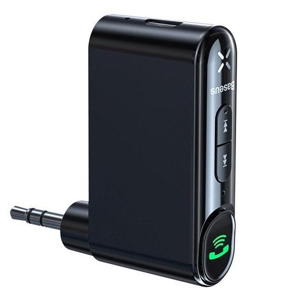 Bluetooth ресивер в машину Baseus Qiyin Aux WXQY-01