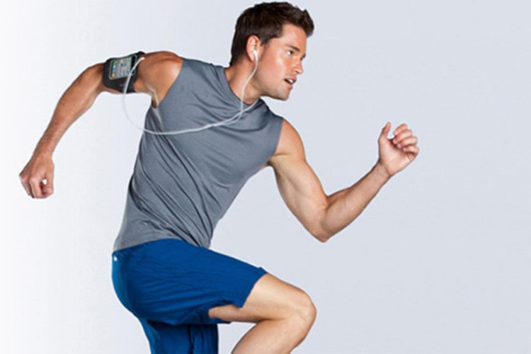 """Спортивный чехол на руку для тренировок и бега 5,5"""""""