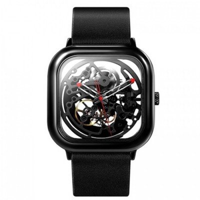 Умные часы Xiaomi CIGA Design Anti-Seismic Mechanical Watch Wristwatch черные