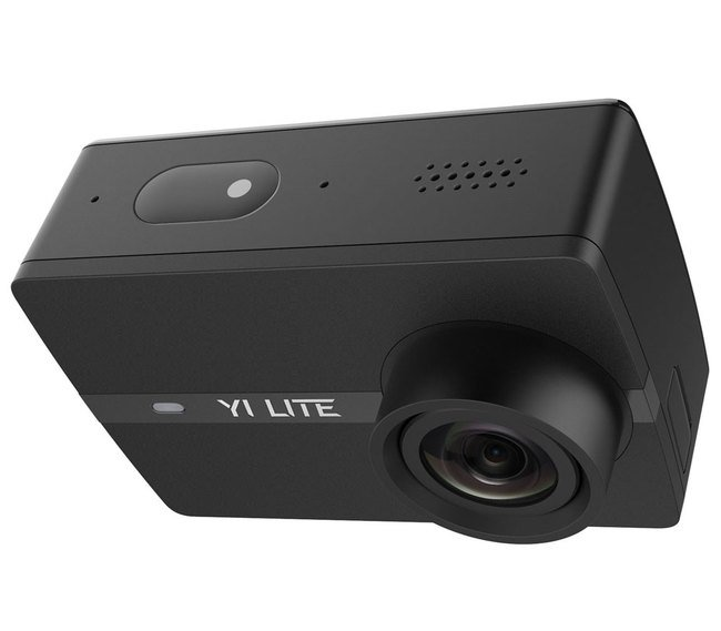Экшн-камера Xiaomi Yi Lite Action Camera черная