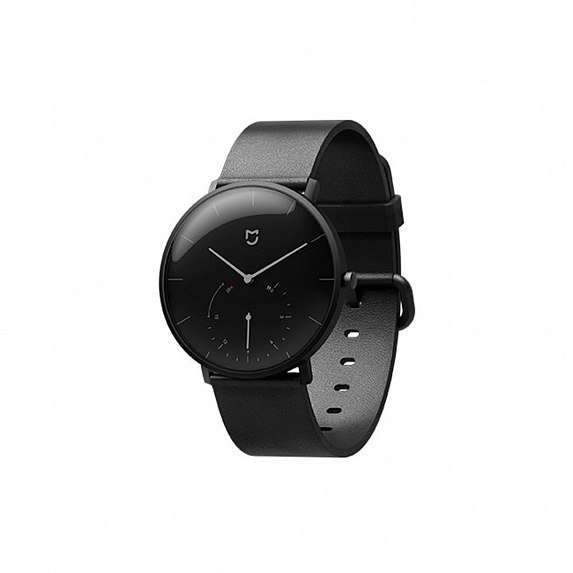 Умные часы Xiaomi Mijia Quartz Watch UYG4016CN черные