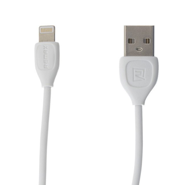 Кабель USB Lightning для Apple Remax RC-050i 1.8A белый