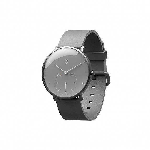 Умные часы Xiaomi Mijia Quartz Watch UYG4015CN серые