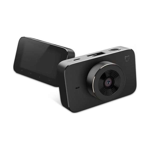 Видеорегистратор Xiaomi MiJia Car Driving Recorder Camera QDJ4014GL черный