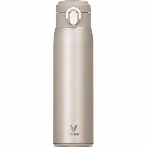 Термос Xiaomi Viomi Stainless Steel Vacuum 460 ml золотистый