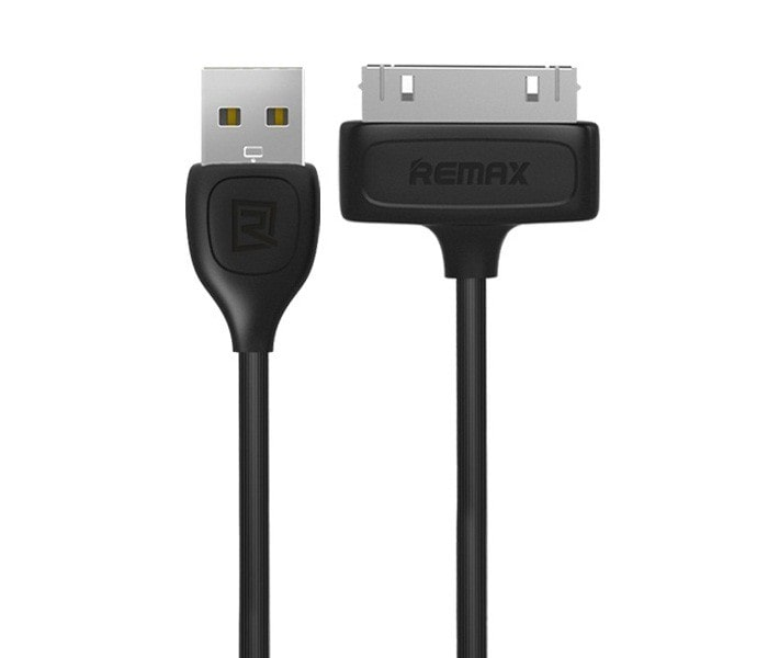 Кабель USB 30-pin для Apple Remax RC-050 1 метр черный