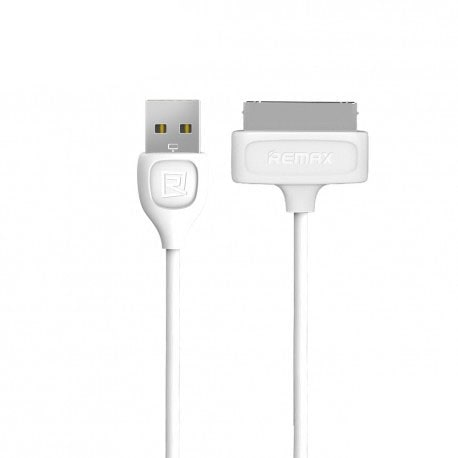Кабель USB 30-pin для Apple Remax RC-050 1 метр белый