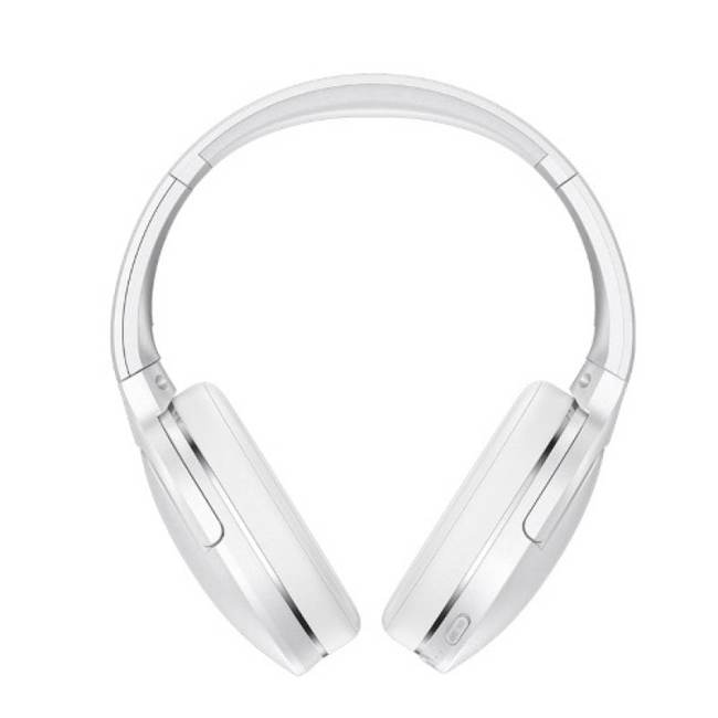 Наушники Baseus Encok Wireless headphone D02 белые