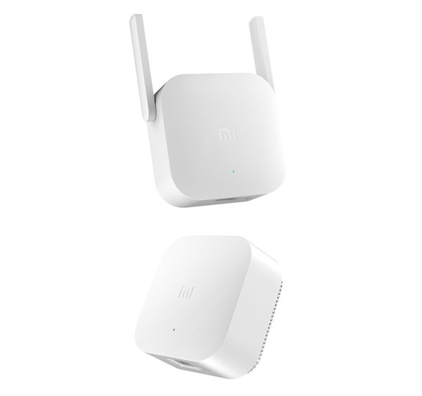 Powerline-адаптер Xiaomi Wi-Fi HomePlug белый