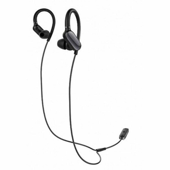 Наушники беспроводные Xiaomi Mi Sport Bluetooth Ear-Hook Headphones Mini ZBW4380CN серые